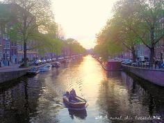 Amsterdam www.aruralchiclifestyle.com Amsterdam Travel, Trips, Viajes, Traveling, Travel