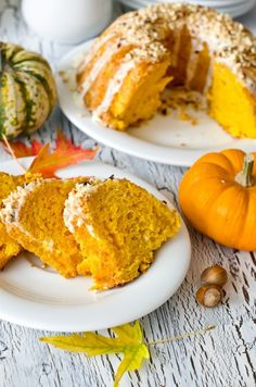 Italian food will be very important to you during and after your Italy vacation. Most people are usually surprised by the diversity of food in Italy Pumpkin Recipes, Fall Recipes, Sweet Recipes, Italian Desserts, Italian Recipes, Italian Foods, Sweet Light, Ricotta Pasta, Sweet Cakes