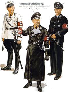 Uniformes 2º Guerra Mundial