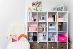 Citrus Twist Kits: craft room