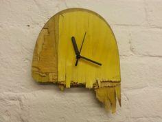 Horloge en planche de skate #diy #skateboard