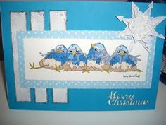 Junique by Julye B: Gallery - Christmas cards