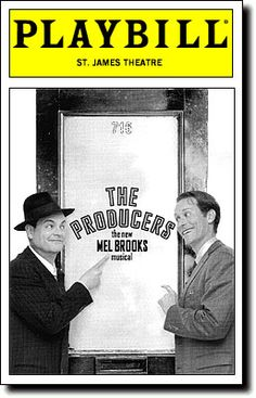 The Producers - Saw it on Broadway with Steven Weber.  Amazing!