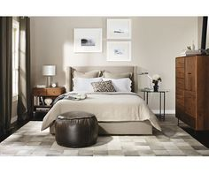 Marlo Bed with Storage Drawer - Beds - Bedroom - Room & Board