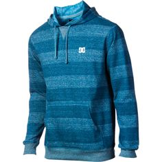DC Rebel Stripe Pullover Hoodie - Men's | Backcountry.com