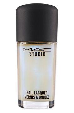 MAC 'Studio Nail Transformers - Highlight' Blue Pearl