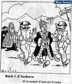 Andorra, el pequeño país pirenaico cuya jefatura del estado comparten el presidente de la República Francesa y el obispo de la Seo de Urgell -y ...