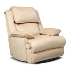 379 Stratolounger 174 Calais Oversized Chocolate Recliner At