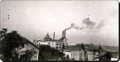 Bomonti Bira Fabrikası Istanbul Turkey, Once Upon A Time, Paris Skyline, Black And White, History, Travel, Twitter, Colors, Blanco Y Negro