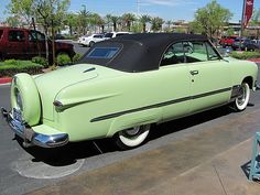 *1950 Ford Convertible