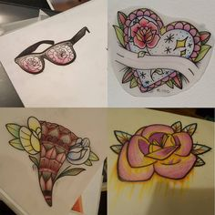 Some great available designs that Chris (@_cags_) has ready to go. He has space available next week for any of these or any of his other original designs. If you've got something a bit more specific in mind he can take your ideas and create you a unique bespoke design. Come and see us on Fish St WR1 2HN you can contact us on 07596 237438 or worcestertattoostudio@hotmail.co.uk Facebook: http://ift.tt/2xOvSO3 #worcestertattoos #worcestertattoostudios #worcester #kiderminster #malvern…