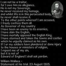 Image result for William Wallace Quotes