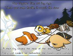 Ichabod the Optimistic Canine :: The Brightest Corgi of Them All | Tapastic Comics - image 5