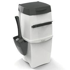 Animalerie  Poubelle à litière pour chat Litter Locker II  3 cartouches de recharge