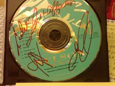 "My autographed copy of ""After the Rain"" signed by Matthew and Gunnar Nelson.  My favorite band of all time and such nice guys, too!"