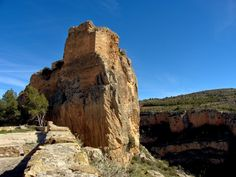Alpuente 2015 04 : La Torre del Homenaje (Castillo de #Alpuente)