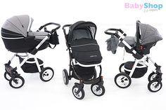 Kombikinderwagen 3in1 - Babywanne, Sportwagensitz, Autositz.  http://www.babyshop.expert/Kombikinderwagen-3in1-Aprilia  #babyshopexpert #kombikinderwagen #aprilia