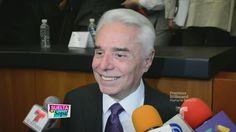 Enrique Guzmán está a favor de la legalización de algunas drogas (VIDEO)