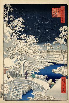Hiroshige,_Drum_bridge_at_Meguro_and_Sunset_Hill,_1857.jpg (5450×8213)