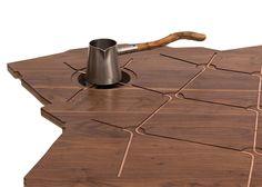 Tables of Jerusalem by Ezri Tarazi » Retail Design Blog