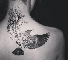 it reminds me of my sister. She always wanted o be free like a bird. She was such a dreamer. / Car+Dev und Mik machen sich dieses Tattoo/ Sav bekommt es später als Halskette // Mik trägt immer ein bild vons einer schwester mit sich herum, als er es verliert kommt car auf die Idee mit dem Tatoo und sie machen es zsm