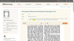 Genea-Musings: Where Did 17,132 More MyHeritage Record Matches Come From? Published Books!