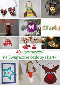 Darmowy E-book - 40+ pomysłów na świąteczne ozdoby