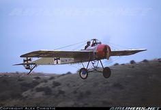 Fokker E-III Eindecker Replica aircraft picture