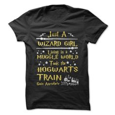 Are you an a fan of Harry Potter? Show everyone your love for that series, with this great shirt.