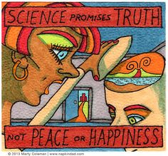 Science + Truth = ? - Rebekah is coming to visit so I am doing some science drawings this week! Go to the blog to find out what I think it equals. http://napkindad.com/blog/2013/04/08/science-truth/