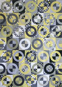 Cheerie O's Quilt Pattern. http://www.kayewood.com/item/Cheerie_O_s_Quilt_Pattern/2860/p7 $9.00