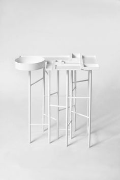 A collection of limited edition pieces called HOST by Esrawe Studio