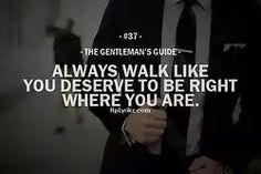 The Gentleman's Guide #37