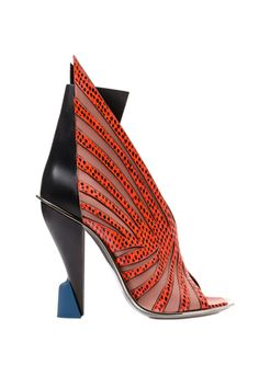 I don't think the original would approve. [Balenciaga via style.com #Heels #Blaenciaga]