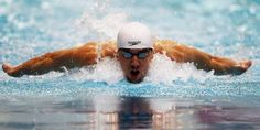 michael phelps - best swimmer of all time #phelps