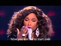 I Can't Let Go - Smash (Jennifer Hudson) OST with Lyrics On Screen   GIRL HAS PIPES!!!!!!!!!!!!!!!!!