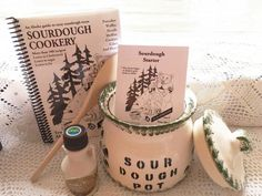 Alaska Sourdough Cookbook Gift Set – Aunt Phil's Trunk