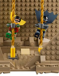 It's Official: 1966 Batman and Batcave Coming to Lego - Hollywood Reporter