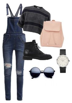 """Untitled #51"" by megsgalley on Polyvore featuring Cheap Monday, Brunello Cucinelli, New Look and Giuseppe Zanotti"