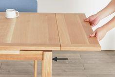 Rakuten: NOL-271603-exdt-150 150-220 cm extension dining table table table…