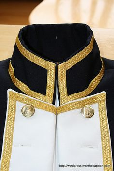 Navy Uniforms, Military Uniforms, Royal Navy Uniform, Historical Clothing, Two By Two, Wigs, Empire, Army, British
