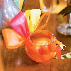 Turkey Candle