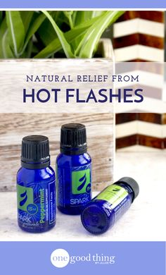 Hot flashes can be a real nuisance, but essential oils can provide natural relief! Learn how to make a simple and versatile oil blend for hot flashes.
