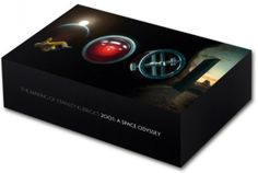 TASCHEN's 2001: A Space Odyssey book set looks incredible