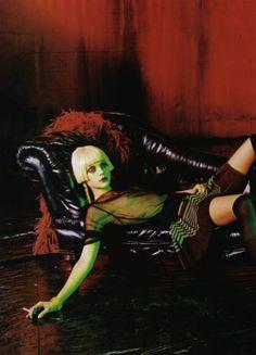 Vogue Italia April 2007 - Jessica Stam by Peter Lindbergh Peter Lindbergh, Editorial Photography, Art Photography, Fashion Photography, Amazing Photography, Fashion Art, Editorial Fashion, Estilo Punk Rock, Jessica Stam
