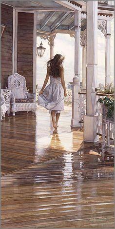 Steve Hanks - Sunshine After the Rain