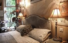 Garden Square Mainsonette Bed, Interior, Garden, Furniture, Vintage, Design, Home Decor, Garten, Decoration Home
