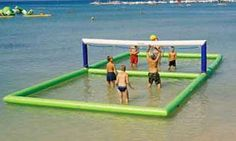 floating water park images | inflatable water game(bounce,castle,amusement park)hjnn