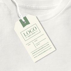Custom Clothing Labels Clothing Tags Custom by OrangeValentine