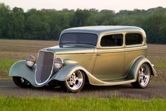 1933 Ford Stucker